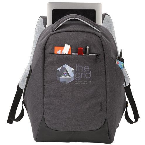 """Zoom® Covert Security TSA 15"""" Computer Backpack"""