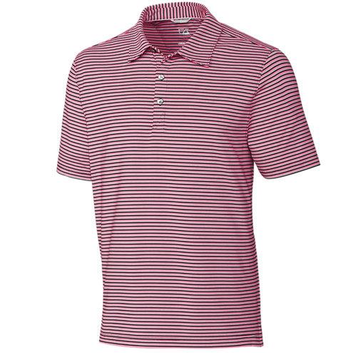 Division Stripe Polo