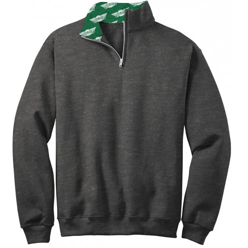 Comfort Blend 1/4 Zip  with Custom Collar