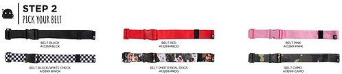 Acembly Waist Pack Belt (blank)