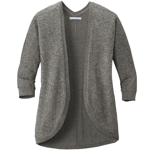 Port Authority ® Ladies Marled Cocoon Sweater