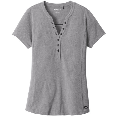 OGIO ® Ladies Tread Henley
