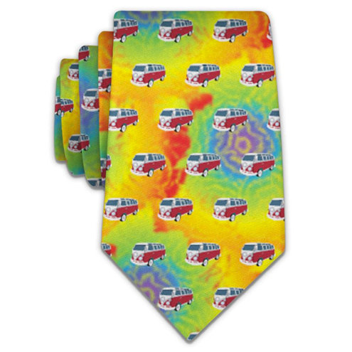 """2.75"""" Knotty Tie w/ full sublimation"""