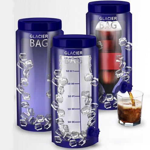 Glacier Bag - Single Bottle