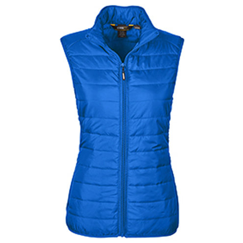 Ash City - Core 365 Ladies' Prevail Packable Puffer Vest