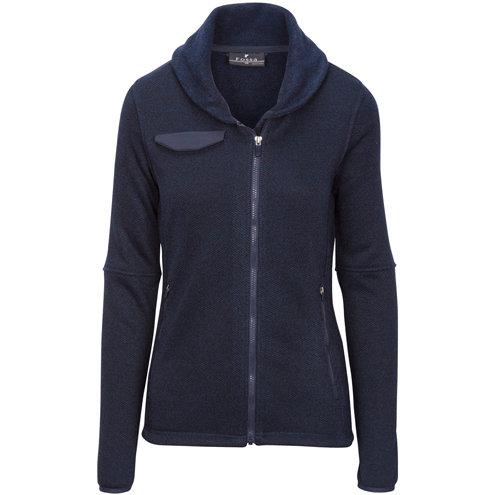Ladies Kentfield Sweater Fleece Jacket