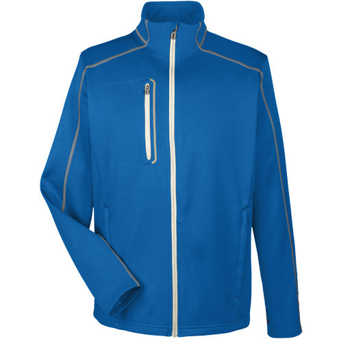 North End Men's Endeavor Interactive Performance Fleece Jacket