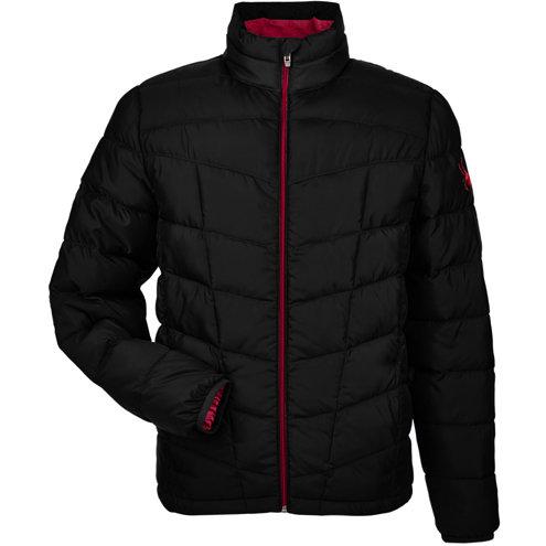 Spyder Men's Pelmo Insulated Puffer Jacket