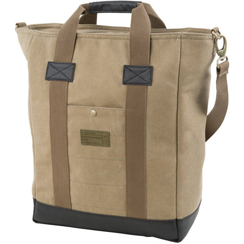 Professional Tote w/ full color patch
