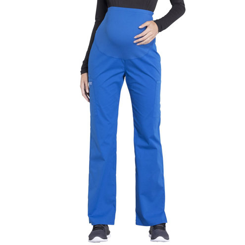 Cherokee Workwear Professionals Women's Maternity Pull-On Pant