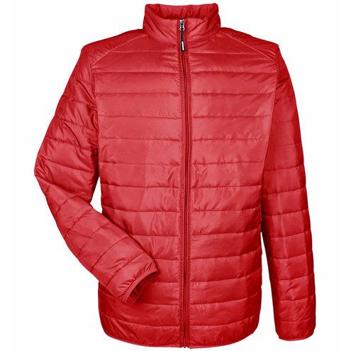 Ash City - Core 365 Men's Prevail Packable Puffer Jacket