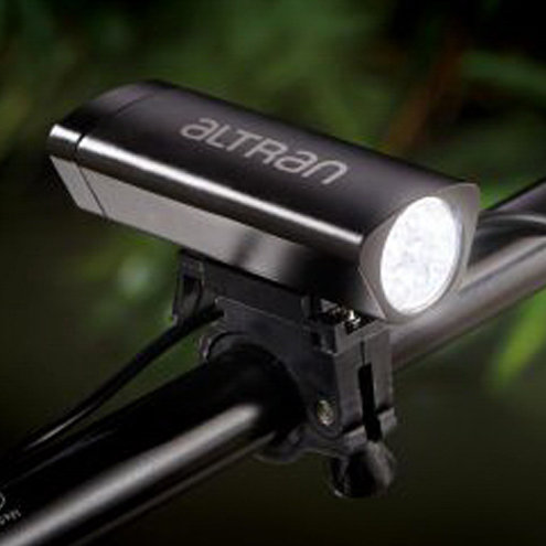 Metal Bike Light