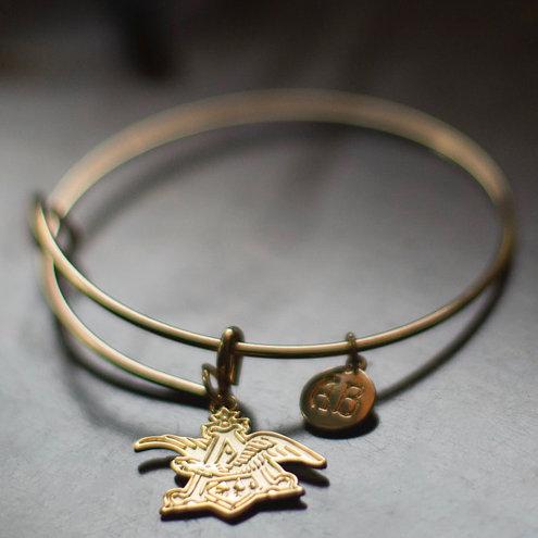Adjustable Bangle (Alex & Ani Style) Bracelet