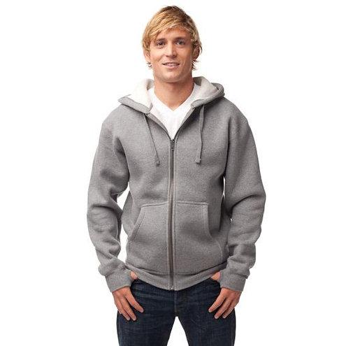 Super Heavyweight Zip Hooded Sweatshirt
