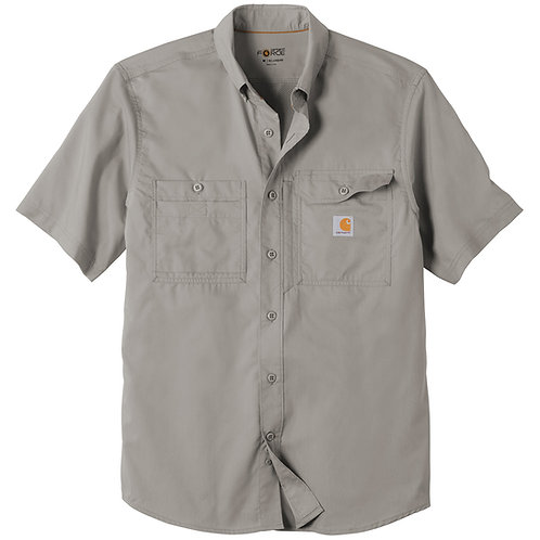 Carhartt Force ® Ridgefield Solid Short Sleeve Shirt