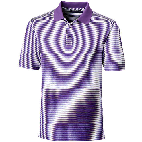 Men's Forge Polo Tonal Stripe