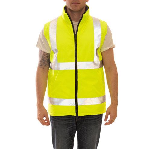 Reversible Vest Lime