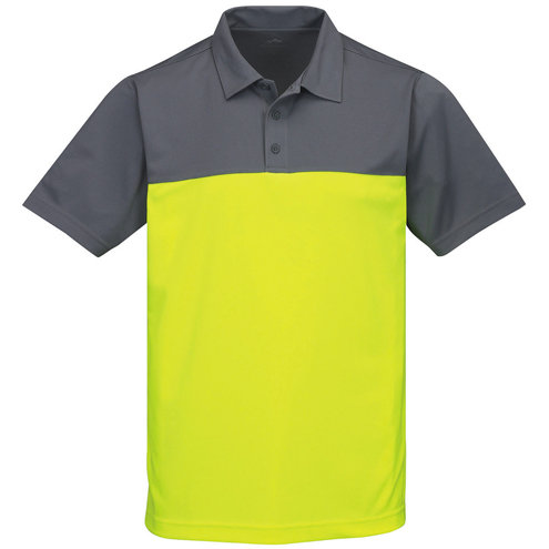 Dimension - Yoke Colorblock Polo