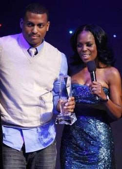 At the BMI Awards in NY