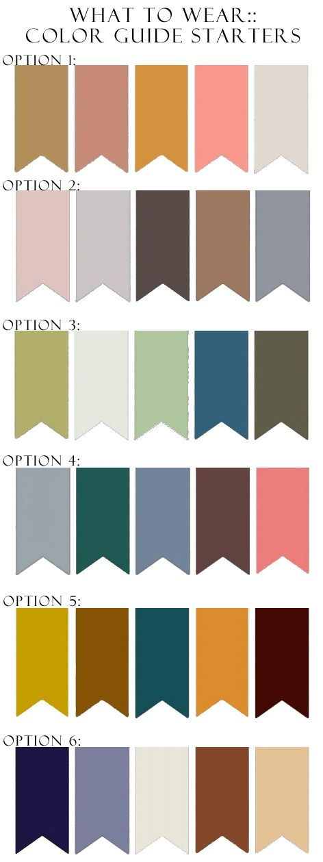 Tip As Soon You Have 2 3 Colors That Contrast Well And Look Good Together