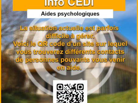 Aides psychologiques