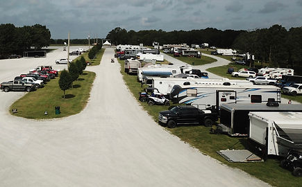 RV park off-road trail riding racing