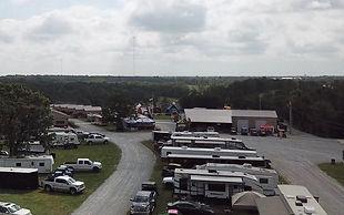 RV park off-road racing