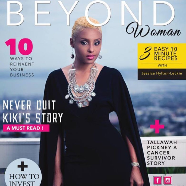 Beyond woman Magazine
