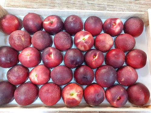 Nectarines blanches au kg