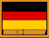 made in germany - Hergestellt in Deutschland