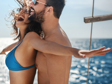 Lia, would you rather go on a cruise with friends or with your spouse?