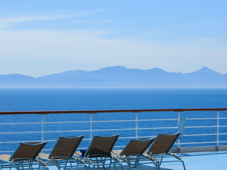 Sarah, would you rather go on a cruise with friends or with your spouse?
