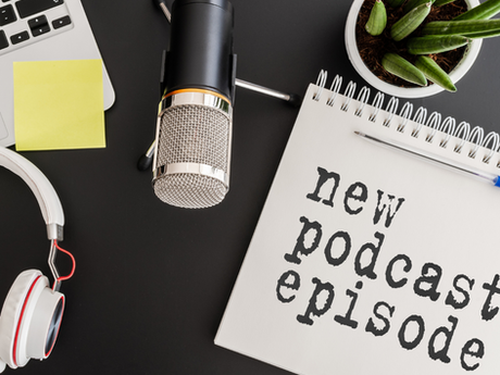 Where to find our Podcast -Update