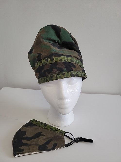 "Diva Hat ,(Mask Set)""Honor"""