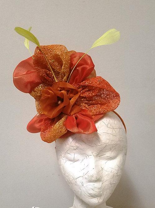 Flower Fascinator Hat