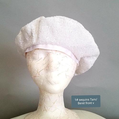 Tam Hats (Sequin)