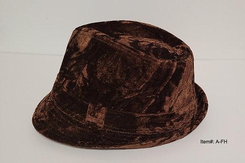 Fedora Hats (Solids Colors)