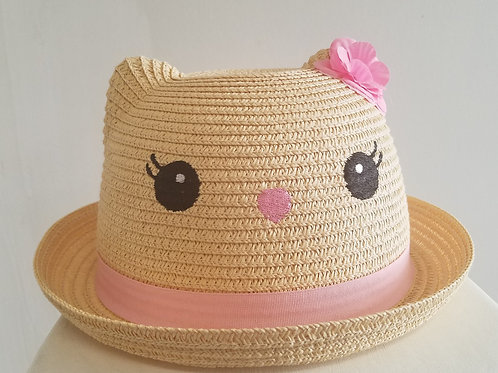 Brim Hat Child (Kitty)
