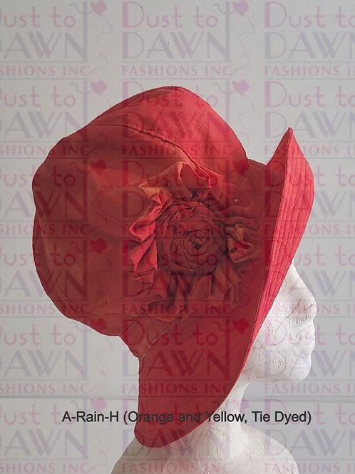Diva Rain Hat HBD, with brim (water resistant)