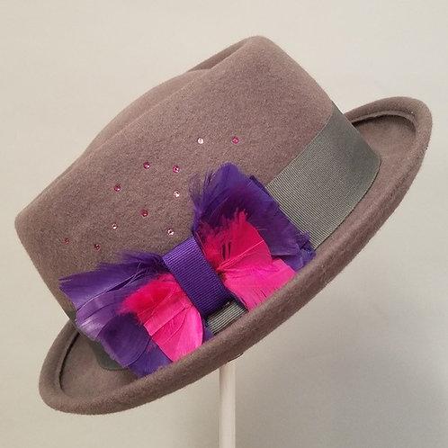 Porky (Short Brim hat)