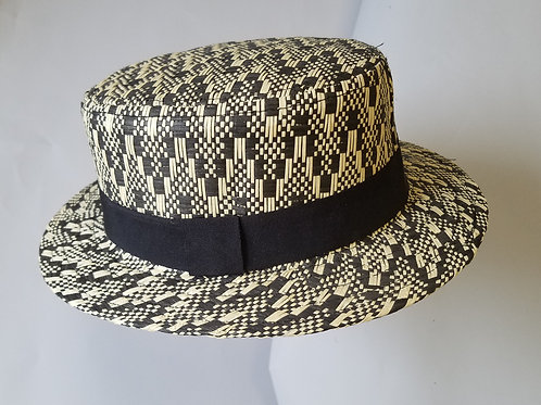 Boater Hat (Straw)