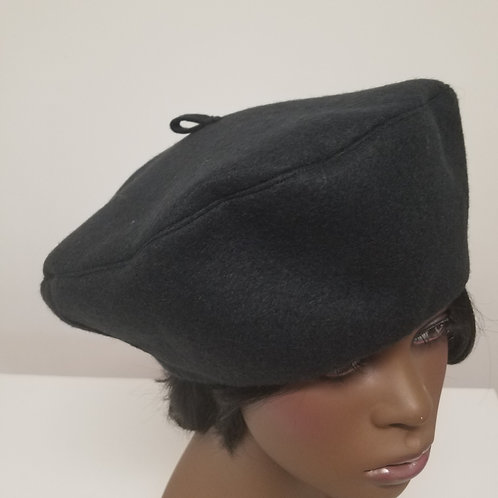Beret Hat (with high band)