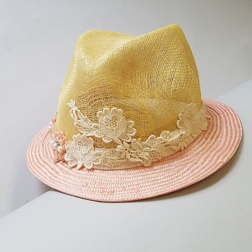 Fedora hats Women