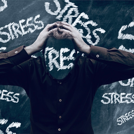 Stress management for teachers in this pandemic.