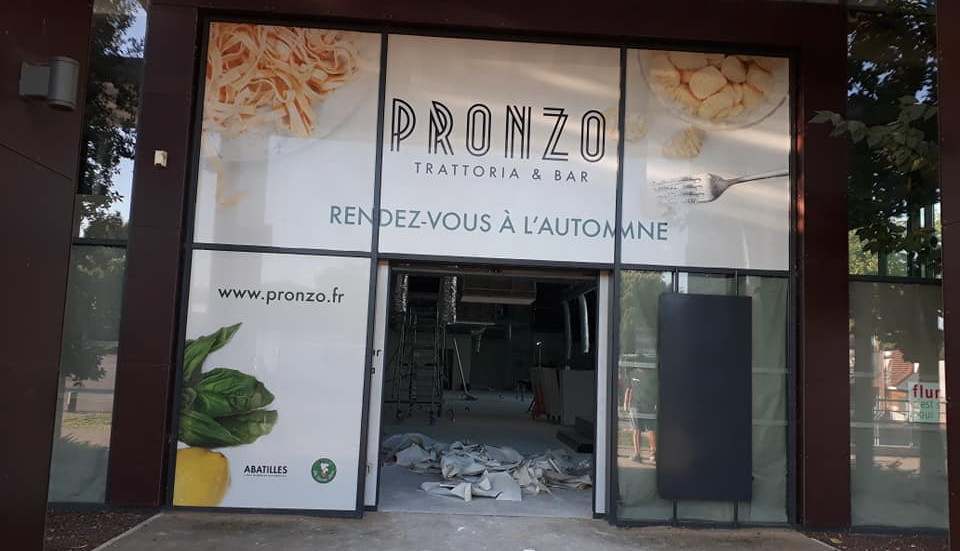 Le restaurant Pronzo recrute son équipe