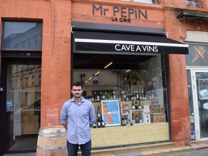 Mr Pépin, la nouvelle cave à vin d'Arnaud Bernard