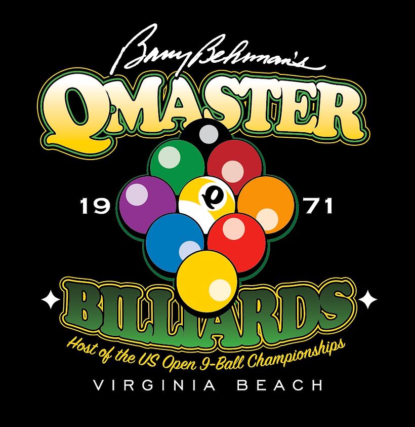 Barry Behrnam's Q Master Billiards