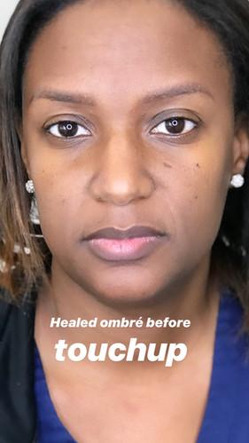 healedbrows