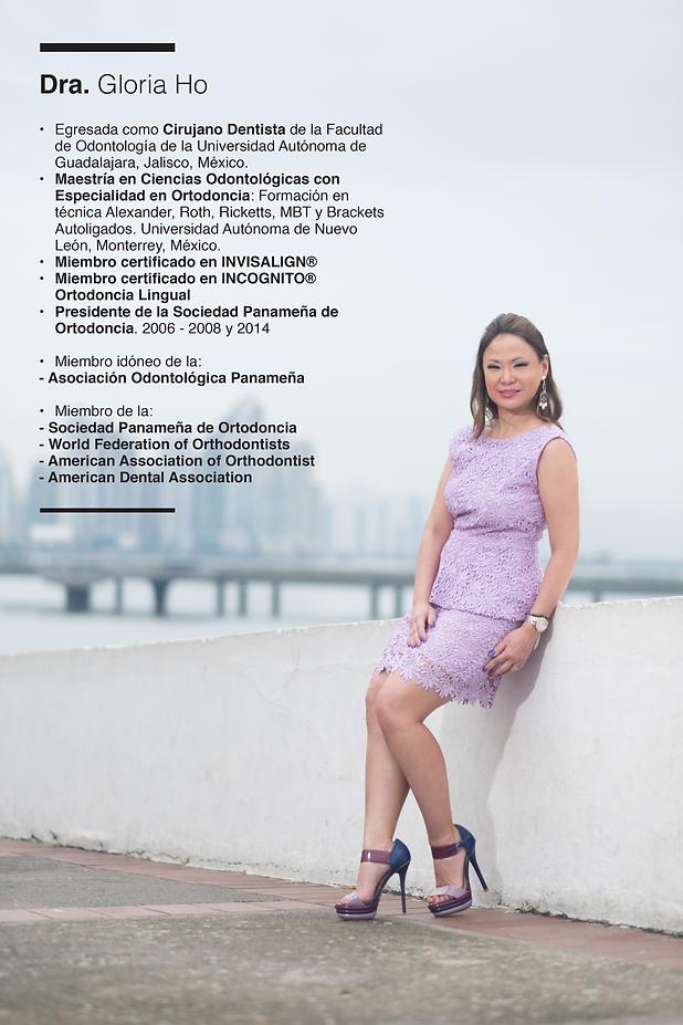 Dra. Gloria Ho