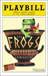 The Frogs, Vivian Beaumont Theatre